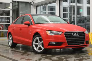 Used 2015 Audi A3 1.8t Xénon Toit for sale in Vaudreuil-Dorion, QC