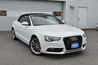 Used 2013 Audi A5 2.0T Prem Plus Tip qtro Cab for sale in Burnaby, BC