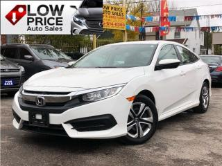 Used 2016 Honda Civic LX*AllPowerOpti*HtdSeats*Camera&More! for sale in Toronto, ON