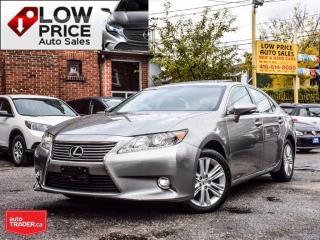 Used 2015 Lexus ES 350 Navi*BlindSpot*Camera*Htd&CoolSeats&FullWarranty* for sale in Toronto, ON