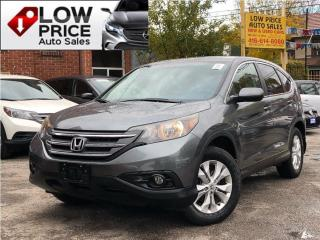 Used 2014 Honda CR-V EX*Sunroof*Alloys*FogLights*HtdSeats*EcoDrive* for sale in Toronto, ON