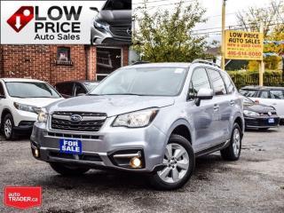 Used 2018 Subaru Forester AllPowerOpti*HtdSeats*Alloys*Camera*LikeNew* for sale in Toronto, ON