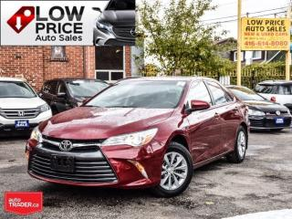 Used 2015 Toyota Camry LE*Camera*AllPowerOpti*Bluetooth&More! for sale in Toronto, ON
