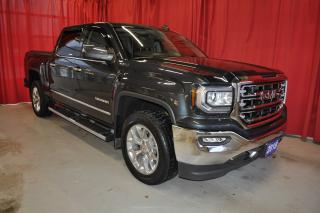 Used 2018 GMC Sierra 1500 SLT Crew | 20 Wheels | One Owner for sale in Listowel, ON