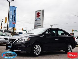 Used 2016 Nissan Sentra SV for sale in Barrie, ON