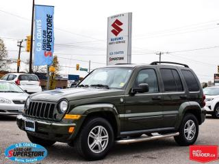 Used 2007 Jeep Liberty Sport 4X4 for sale in Barrie, ON