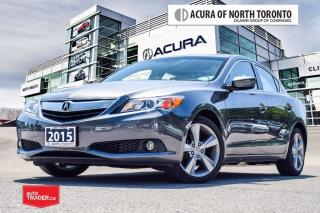 Used 2015 Acura ILX Tech at Accident Free  Navigation  Back-Up Camera for sale in Thornhill, ON