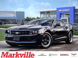 Used 2012 Chevrolet Camaro 2 SETS OF TIRES-GM CERTIFIED PRE-OWNED-1 OWNER for sale in Markham, ON