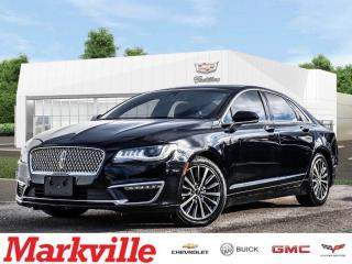 Used 2017 Lincoln MKZ HYBRID-NEW TIRES-CERTIFIED PRE-OWNED-1 OWNER for sale in Markham, ON