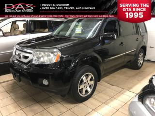 Used 2011 Honda Pilot TOURING NAVIGATION/DVD/8 PASS for sale in North York, ON