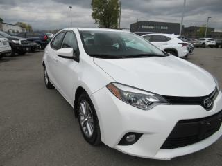 Used 2014 Toyota Corolla LE NAVIGATION BACK UP CAMERA for sale in Toronto, ON