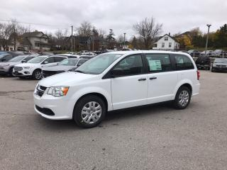 New 2019 Dodge Grand Caravan CVP for sale in Mitchell, ON