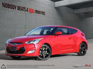 Used 2013 Hyundai Veloster Dark Edition*No Accidents*New Tires & Brakes*C for sale in Mississauga, ON