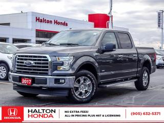 Used 2017 Ford F-150 XLT|One Owner for sale in Burlington, ON