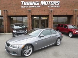Used 2011 BMW 335i xDrive AWD | COUPE | M-SPORT | NAVIGATION | LEATHER | SUNROOF for sale in Mississauga, ON