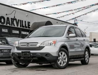 Used 2009 Honda CR-V 4WD 5dr EX-L for sale in Oakville, ON