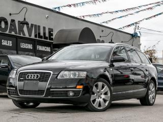 Used 2008 Audi A6 4dr Avant Wgn 3.2L for sale in Oakville, ON