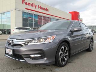 Used 2016 Honda Accord EX-L, FREE HONDA WARRANTY! for sale in Brampton, ON