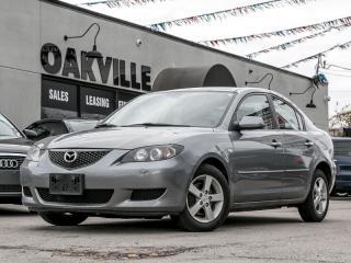 Used 2006 Mazda MAZDA3 4dr Sdn for sale in Oakville, ON