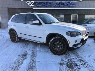 Used 2007 BMW X5 4.8i, PANOROOF, 20 INCH WHEELS for sale in Calgary, AB