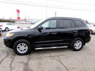Used 2008 Hyundai Santa Fe Limited AWD 3.3L LEATHER SUNROOF BLUETOOTH for sale in Milton, ON