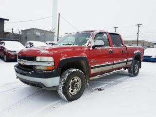 Used 2002 Chevrolet Silverado 2500 HD LT for sale in Calgary, AB