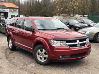 Used 2009 Dodge Journey 1-Owner No-Accidents FWD Backup Cam Power Group for sale in Holland Landing, ON