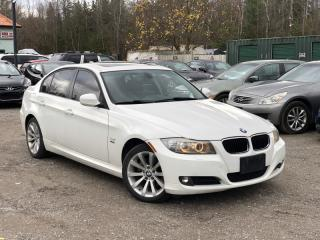 Used 2011 BMW 3 Series 328i xDrive AWD Leather Navi Sunroof for sale in Holland Landing, ON