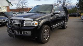 Used 2008 Lincoln Navigator Ultimate * 7 Passenger * 4WD * Navi * Camera for sale in Woodbridge, ON