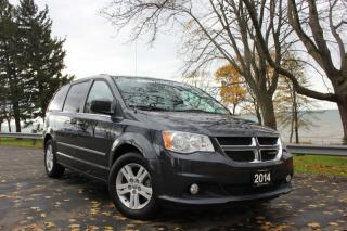 Used 2014 Dodge Grand Caravan 4dr Wgn Crew for sale in Oshawa, ON