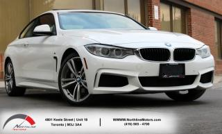 Used 2014 BMW 4 Series 435i|xDrive AWD|M Sport|Navigation|Backup Camera| for sale in Toronto, ON