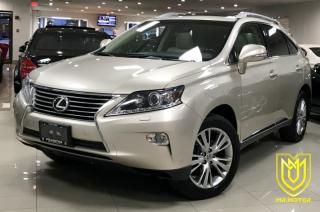 Used 2013 Lexus RX 350 FULLY LOADED for sale in North York, ON