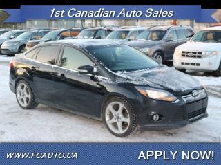 Used 2012 Ford Focus Titanium for sale in Edmonton, AB