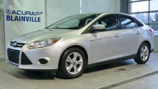 Used 2013 Ford Focus BERLINE SE for sale in Blainville, QC