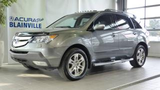 Used 2009 Acura MDX TECHNOLOGIE ** GPS ** for sale in Blainville, QC