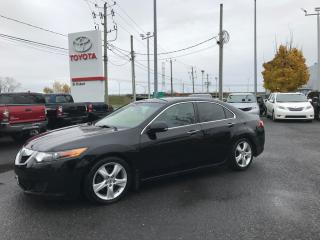 Used 2009 Acura TSX T.ouvrant, Cuir for sale in St-Hubert, QC