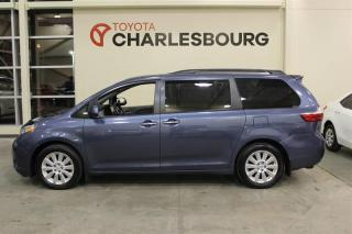 Used 2016 Toyota Sienna XLE AWD for sale in Québec, QC