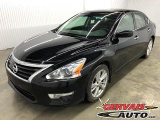 Used 2014 Nissan Altima 2.5 SV Navigation for sale in Shawinigan, QC