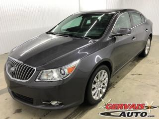 Used 2013 Buick LaCrosse Luxury Awd Cuir for sale in Trois-Rivières, QC