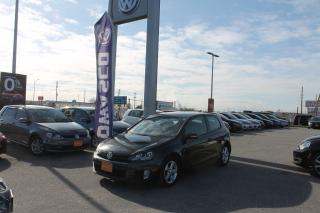 Used 2012 Volkswagen GTI 3-Door (A6) | Keyless Entry + Power Sunroof!! for sale in Whitby, ON