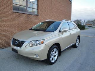 Used 2010 Lexus RX 350 for sale in Oakville, ON