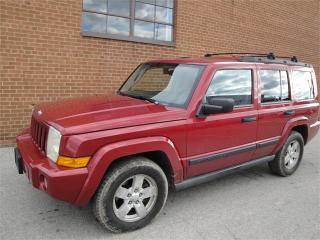 Used 2006 Jeep Commander for sale in Oakville, ON