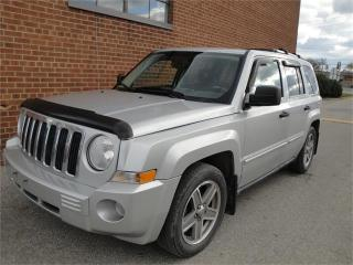 Used 2008 Jeep Patriot LIMITED for sale in Oakville, ON