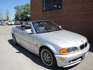 Used 2000 BMW 3 Series 323Ci for sale in Oakville, ON