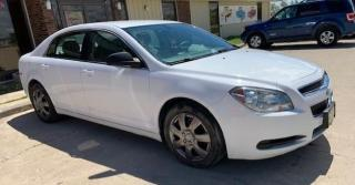 Used 2011 Chevrolet Malibu LS for sale in Brunkild, MB