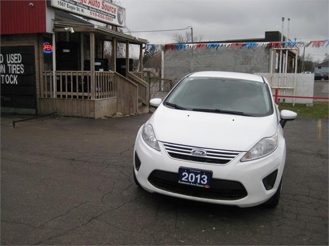 Used 2013 Ford Fiesta Se For Sale In Cambridge Ontario