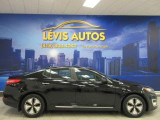 Used 2012 Kia Optima A/c Cruise Bluetooth for sale in Lévis, QC
