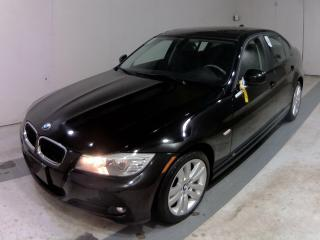 Used 2011 BMW 3 Series 323I ~ SUNROOF ~ 62KMS ONLY ~ AUTOMATIC !!! for sale in Burlington, ON