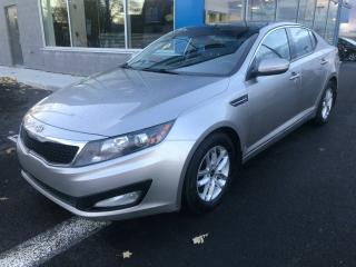 Used 2012 Kia Optima LX for sale in Longueuil, QC