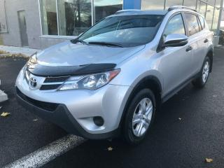Used 2013 Toyota RAV4 LE for sale in Longueuil, QC